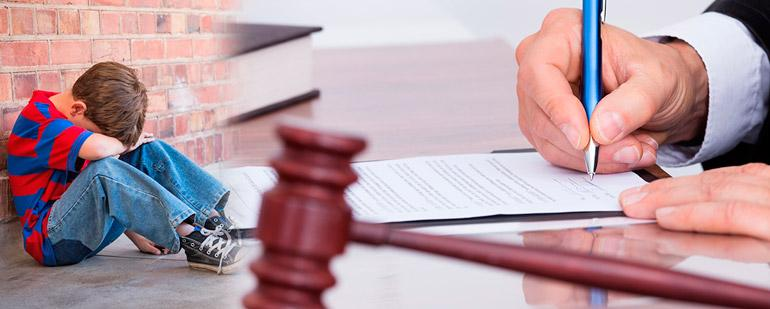 Иск о лишении родительских прав и взыскании алиментов