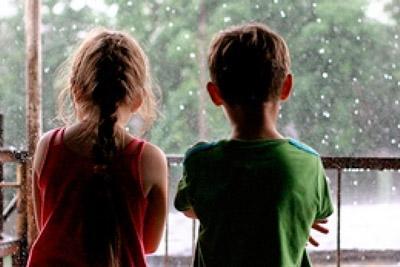 Одинокие дети