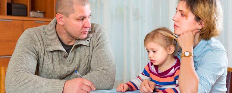 Как оспорить свое отцовство