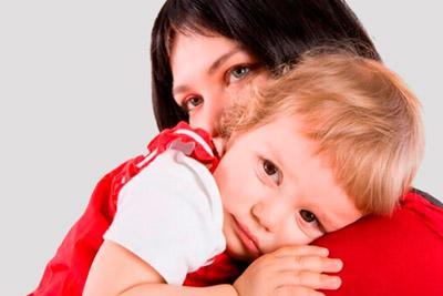 Ребенок и опекун