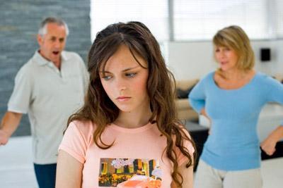 Недопонимание в семье