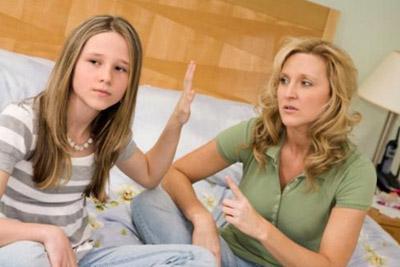 конфликт родителей и детей