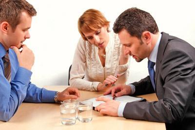 Родители заключают добровольное соглашение