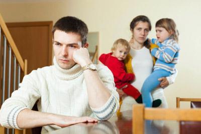 Семья после развода