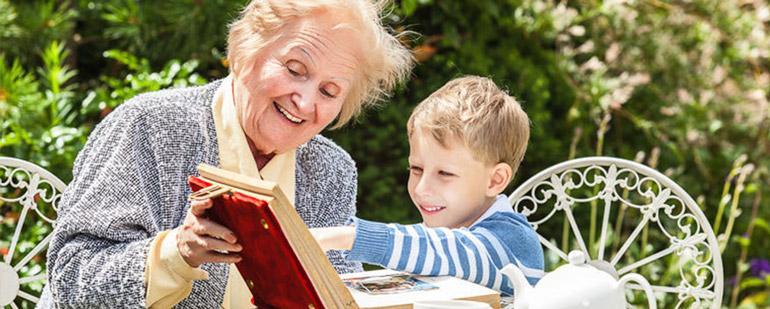 Как написать доверенность на ребенка бабушке образец