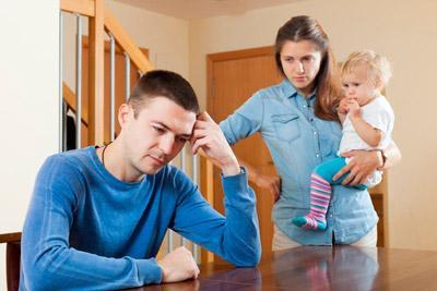 Муж отказывается платить алименты