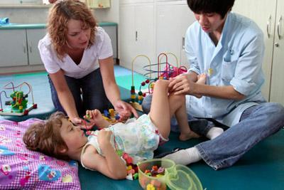 Медицинская помощь ребенку-инвалиду