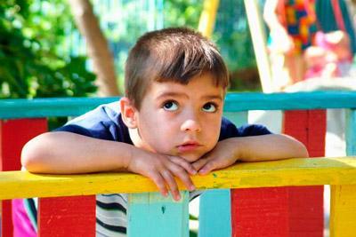 Ребенок без родителей