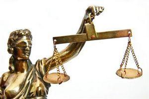 Олицетворение суда