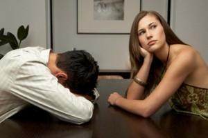 Сложно договориться о нюансах развода
