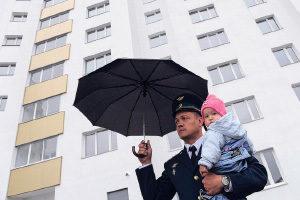 Отец военный