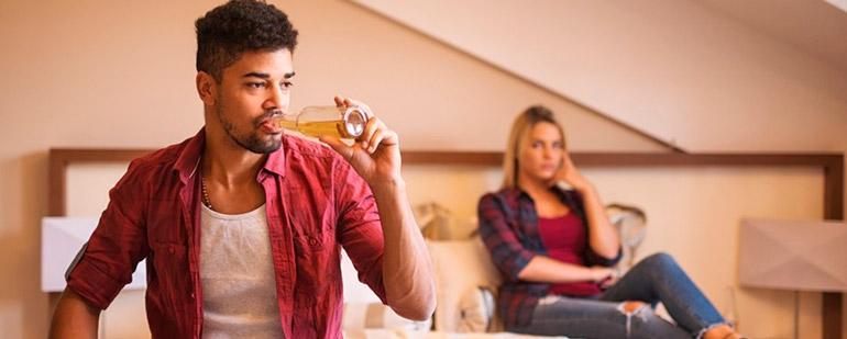 Бракоразводный процесс с мужем-алкоголиком