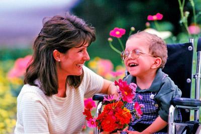 Ребенок инвалид под опекой