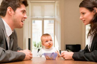 Мужчина не хочет признавать ребенка