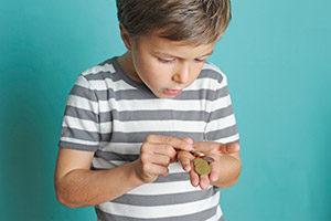 Задолженность по выплатам на ребенка