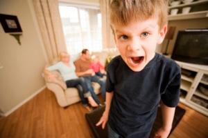 Пренебрежение ребенком