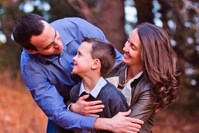 Муж усыновил ребенка жены