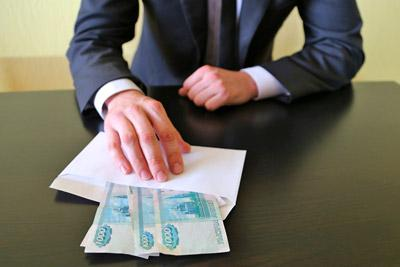 Теневой доход у мужчины