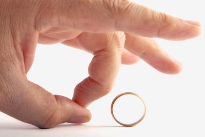 Куда деть обручальное кольцо