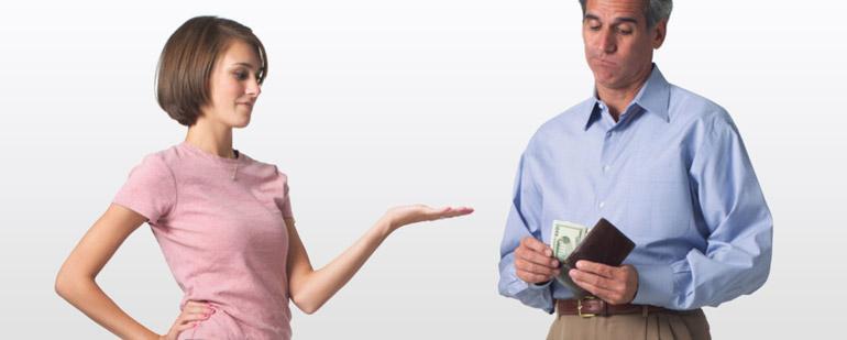 Возрастные ограничения для выплаты алиментов