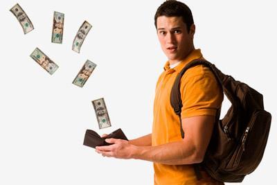 Расходы студента