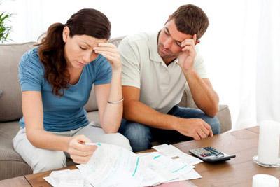 Кредиты в браке