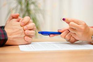 Соглашение на алименты