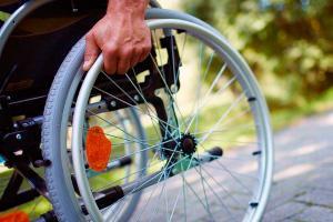 Отец-инвалид