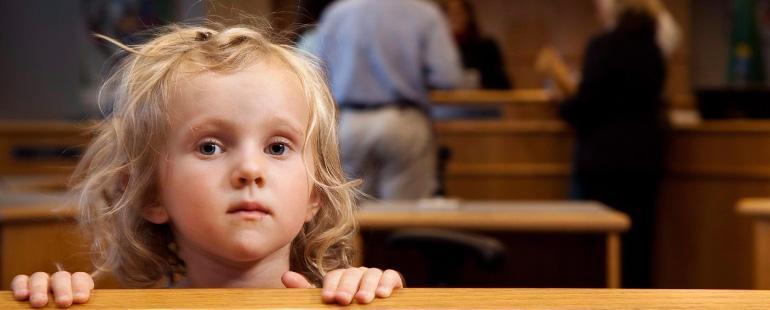 Смена фамилии ребенка после развода без согласия отца
