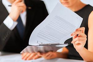 Брачный контракт между супругами