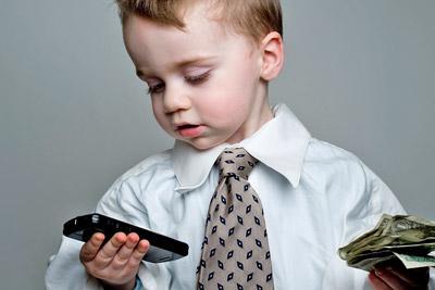 Ребенок должен платить налог