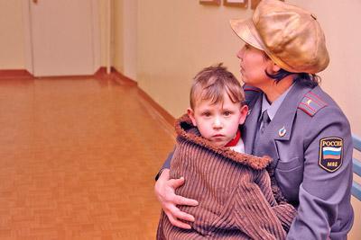 Защита ребенка со стороны представителей власти