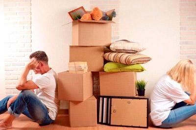 Разделить мебель
