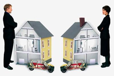 Каким образом оценивается жилье при разделе имущества