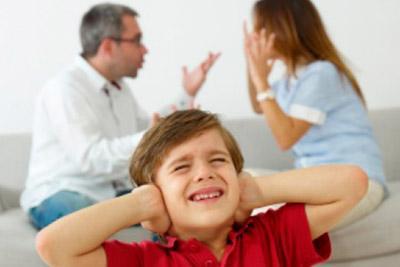 Ссора между родителями