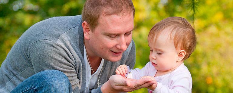 Права отца по отношению к ребенку после расторжения брака