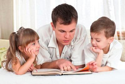 Дети проживают у отца