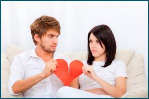 Пара в гражданском браке
