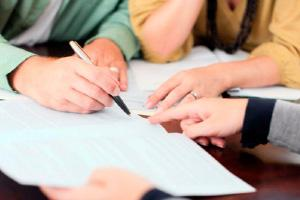 Разделение кредитного договора на двоих