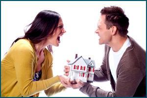 Разбирательство за жилье