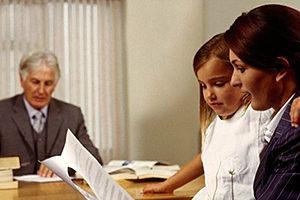 Алиментное соглашение на детей
