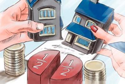 Соглашение на раздел имущества