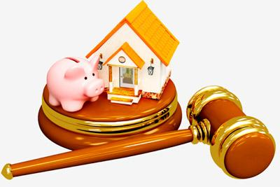 Делить имущество в суде