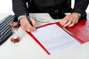 Написание заявления в суд