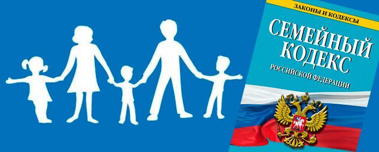 Статья 65 Семейного кодекса Российской Федерации