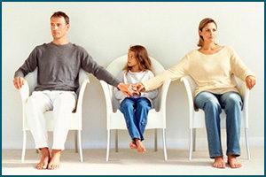Родители, проживающие не вместе