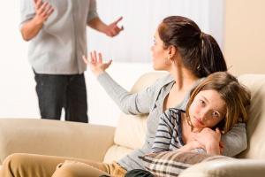 Изменение отношений между бывшими супругами