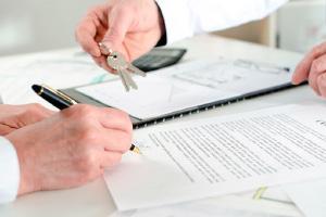 Договор продажи квартиры