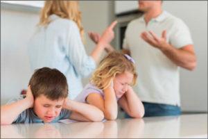 Процедура определения места жительства ребенка после развода
