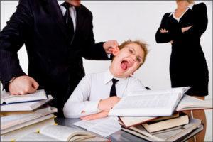 Угрозы и оскорбления школьника учителем